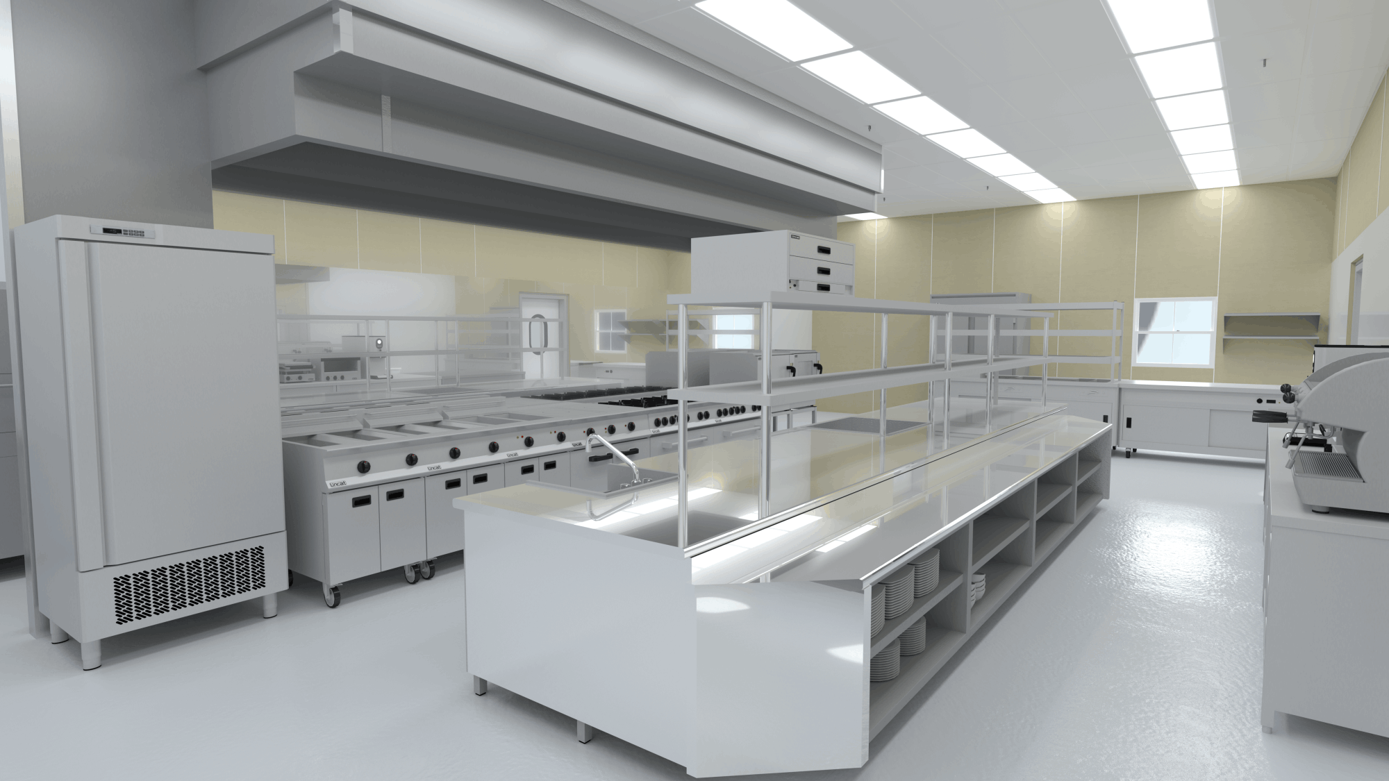 Foodservice Cad Software Powered By Autocada Oem